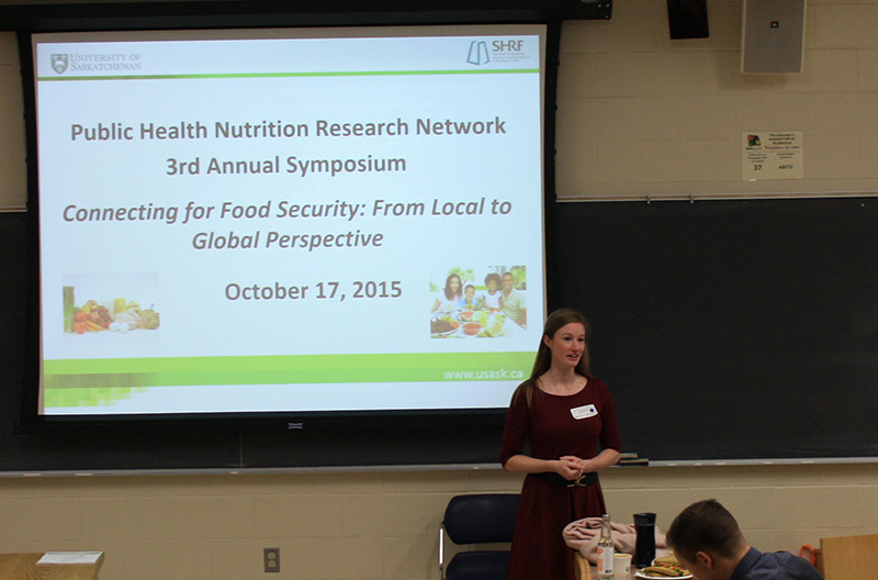 Public Health Nutrition Research Network hosts food ...